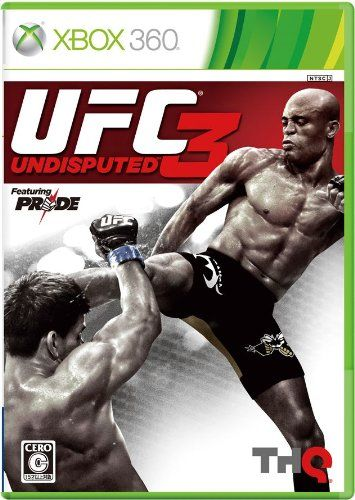 UFC Undisputed 3 Japan Import * For more information, visit image link. Note:It is Affiliate Link to Amazon.