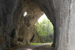 Cueva de Cullalvera #Cantabria #Spain