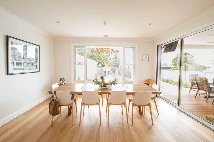 #diningroom #timber #familyroom #table #modern