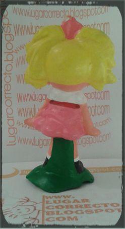 VELAS PARA PASTEL LALALOOPSY - más modelos en www.lugarcorrecto.blogspot.mx