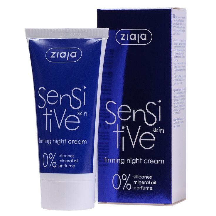 Sensitive Skin Firming Night Cream - Ziaja® USA – Ziaja® USA Webstore