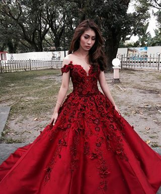Prom dress 0 negative blood