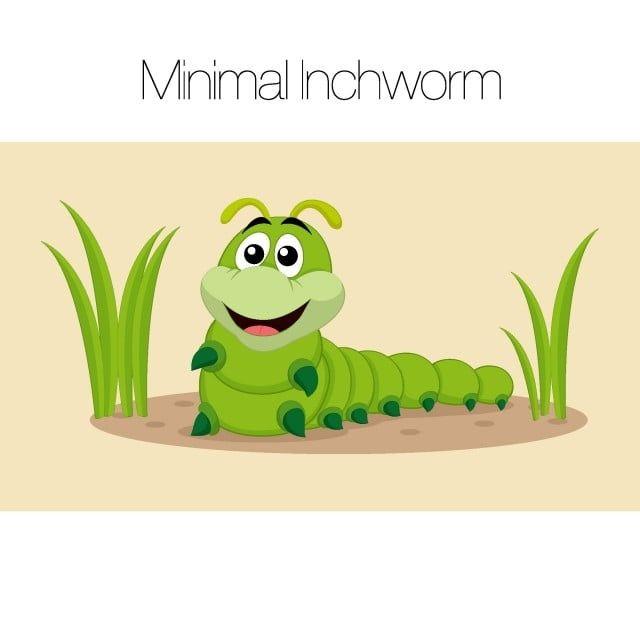 หนอนน อยท ส ด ข นต ำ Inchworm กราฟ กข นต ำ Inchwormภาพ Png และ เวกเตอร สำหร บการดาวน โหลดฟร ในป 2021 กราฟ ก