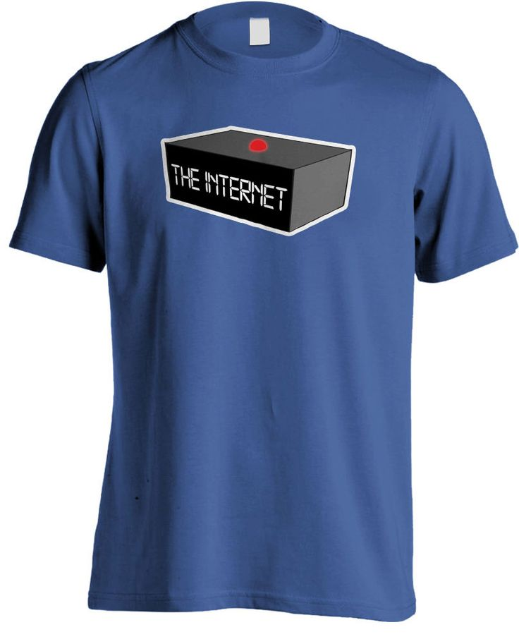 The IT Crowd - The Internet Box T-shirt by MetaCortexShirts on Etsy https://www.etsy.com/listing/127863187/the-it-crowd-the-internet-box-t-shirt