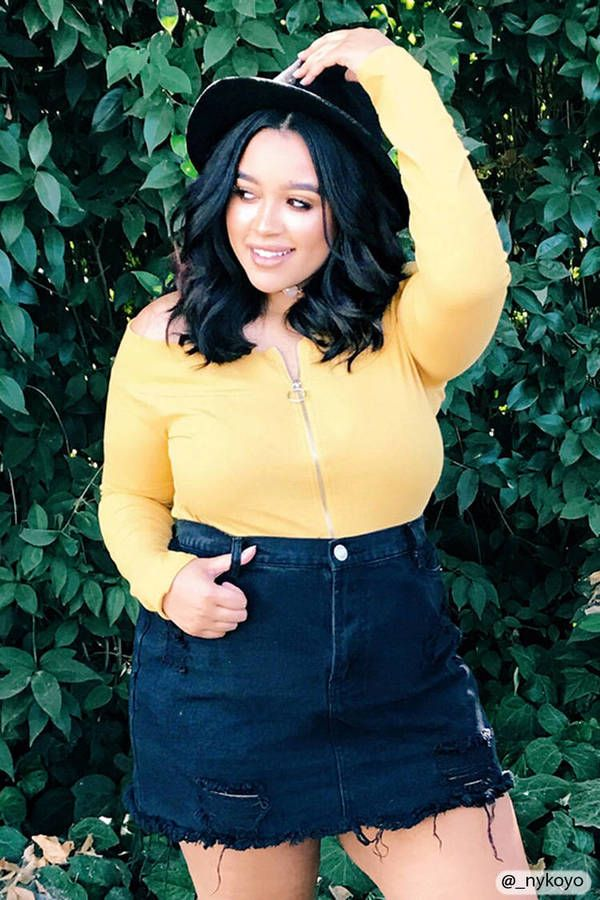 Forever 21 FOREVER 21+ Plus Size Ring Pull Crop Top