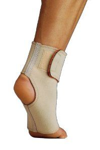 ThermoskinTM Arthritis Ankle Wrap by Thermoskin. $29.90. Trioxon lining is soft against your skin and allows air to reach your skin for maximum comfort.. Designed to assist in the rehabilitation of sprains and ligament damage to the ankle.. Patented Trioxon lining maintains elevated temperature while wicking away moisture for comfort. Clinically proven to increase your temperature at the affected area ~3 degrees, for the optimal level of heat therapy.. Velcro closure fo...
