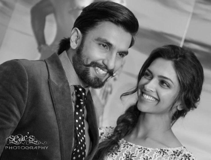Deepika Padukone and Ranveer Singh promote 'Ram-leela' in Dubai