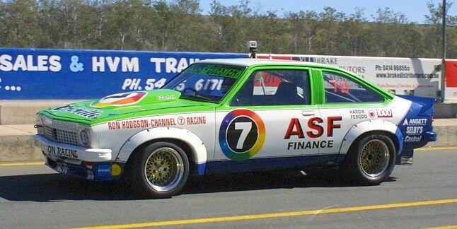 1979 Champion Bob Morris (Holden Torana