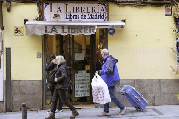 La Librería que ha hecho de Madrid un género literario - Yahoo Finanzas España
