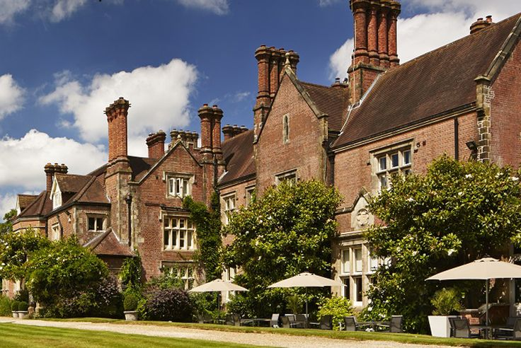 Luxury 5* Sussex Spa Break, Breakfast & Dinner for 2 @ Alexander House  BUY NOW for just £169.00