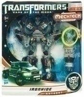 #transformer transformers ironhide dark of the moon voyager figure