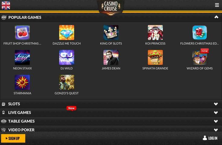 casino cruise online mobile casino