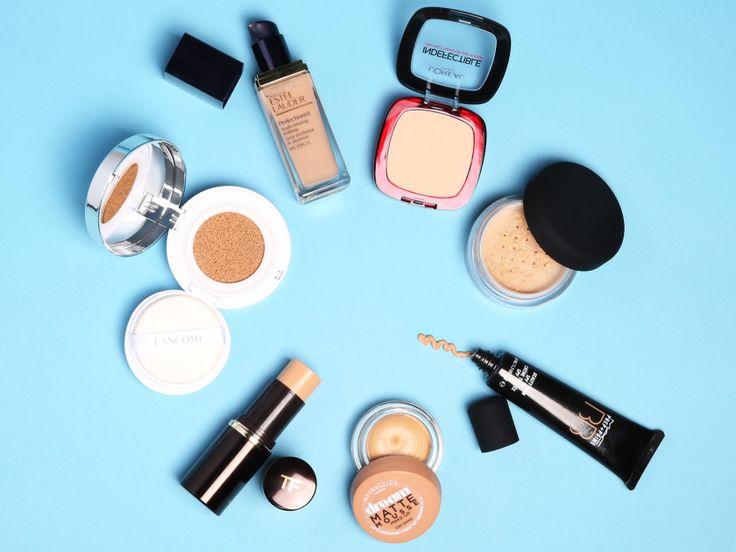 Make-ups gibt es vielen Texturen. Oft weiß man nicht, was die bessere Variante ist. Unsere kleine Make-up-Kunde hilft dir, das richtige Make-up zu finden.