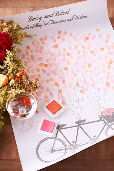 179 Best Images About Fingerprint Guest Book Trees And