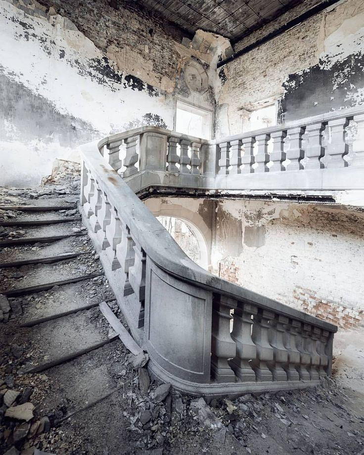 Abandoned Belgium: Stunning Urbex Photography By Valerie