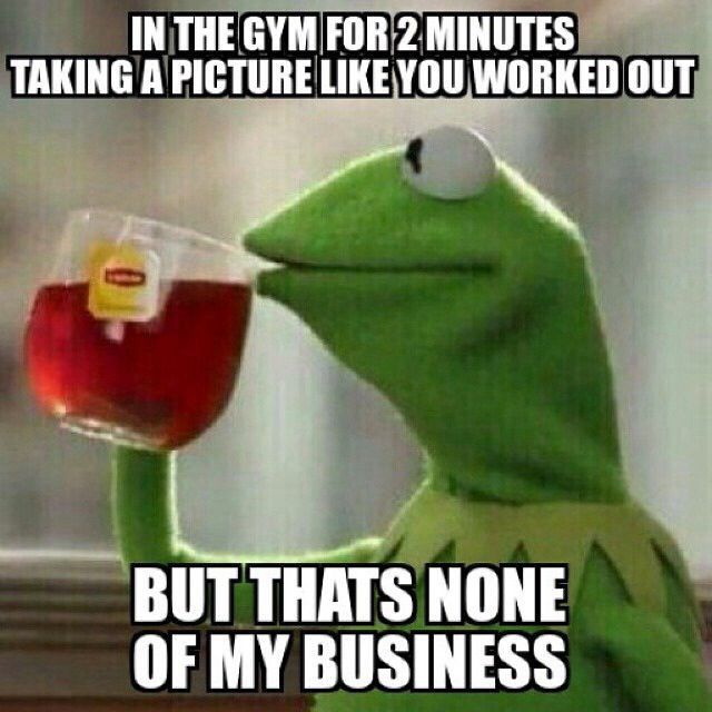 Kermit Says.....