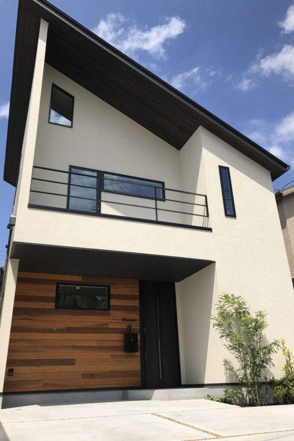 外観事例集 京都で新築 建替えをお考えなら 注文住宅キノハウスへ