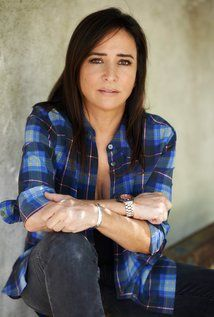 Sarah loved working with Pamela Adlon on Louie.