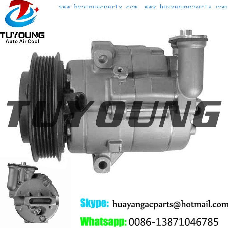 Hy Ac4249 Csp15 Auto Ac Compressor Chevrolet Aveo 1 4i 16v