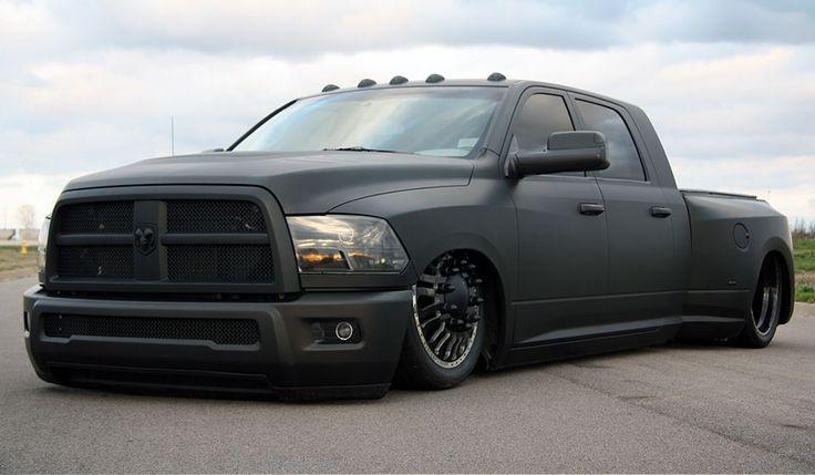 2012 DODGE RAM 3500 Dual Rear Wheel | Gasoline & Sparks ...