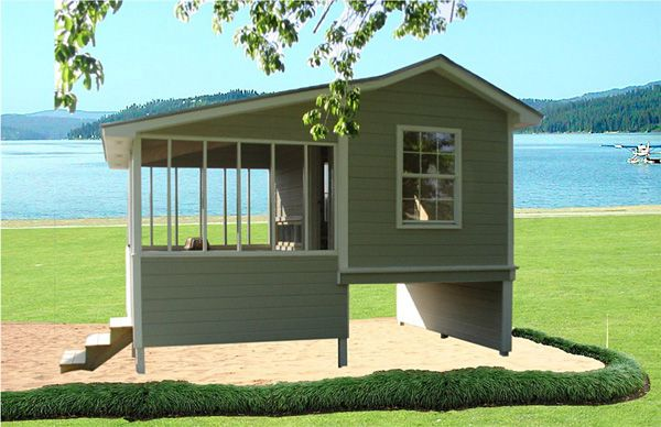 49 best images about tiny micro house plans on pinterest for Microhouse cost