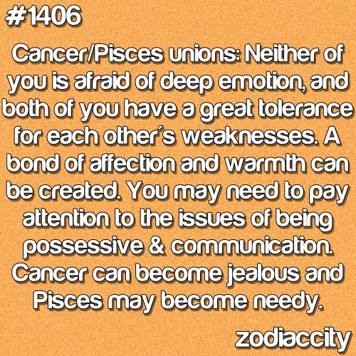 things about dating a cancer What astrology has to say about a cancer male or boyfriend and his character, relationships, love styles, fashion, and friendships cancer men.