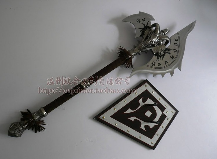 New Arrival Hot Sale World Of Warcraft Wow Frostmourne