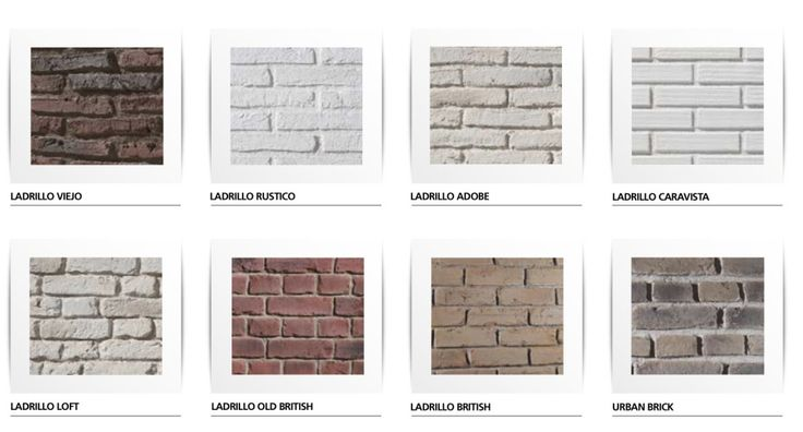 Dreamwall FAUX BRICK options, over 55 design s of wall boards to choose from