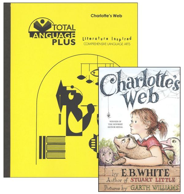 Amazon.com: Charlotte's Web: An Instructional Guide for ...