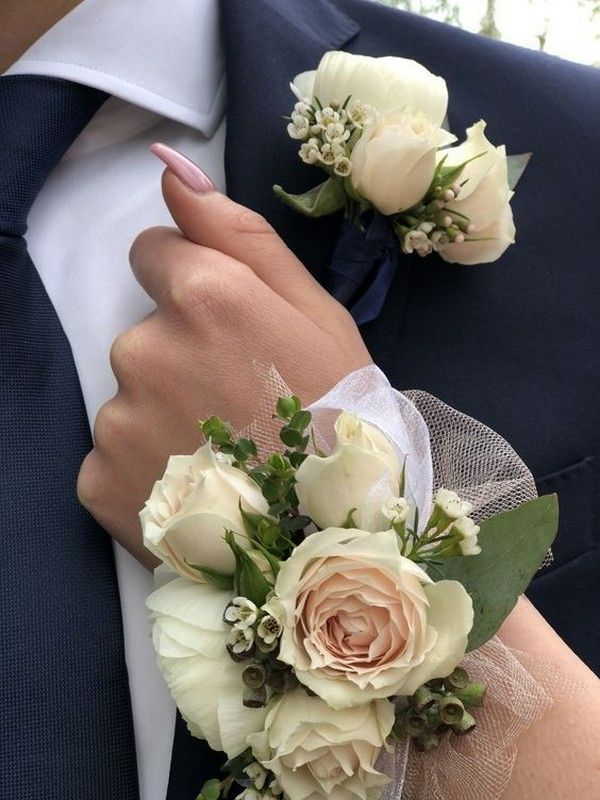 Top 30 Prom Corsage And Boutonniere Set Ideas For 2020 Prom