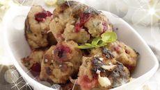 Sausagemeat & Cranberry Stuffing Balls