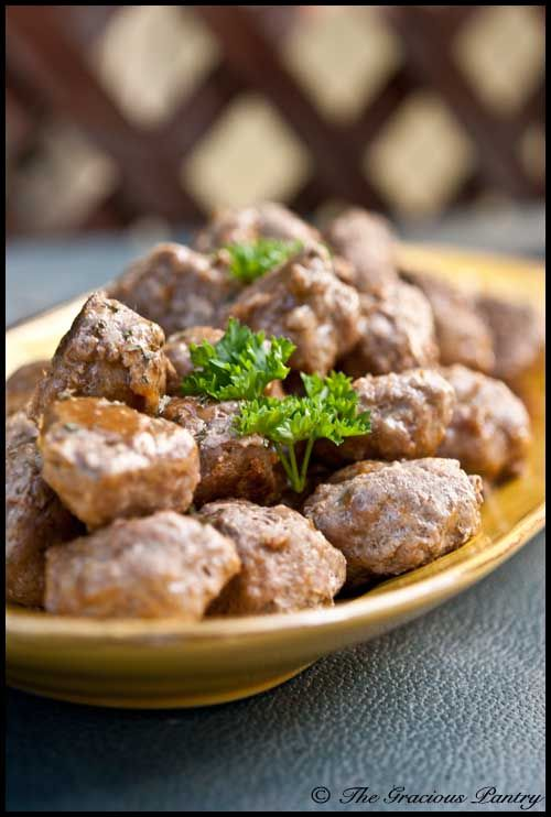 Clean Eating Recipes | Clean Eating Sweet & Sour Meatballs