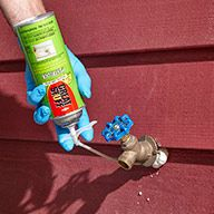 17 Ways to Master Expanding Foam Insulation - nothing better than expanding foam for sealing energy-wasting air leaks. These are our best ways to use foam on energy-saving projects, plus tips for getting the most out of a can, and some other ingenious uses for this versatile product.#homeinspection #atlanticbuildinginspections #homeinspectormiami