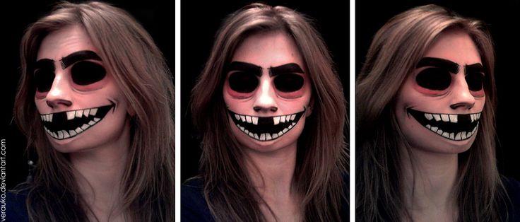 2D Makeup by verauko on deviantART