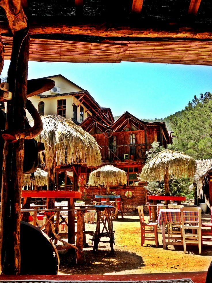 Olympos Tree Houses, Antalya
