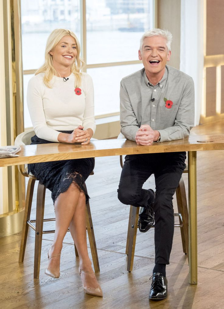 This Morning's Holly and Phil can't stop laughing over Marks & Spencer's Paddington 'F-bomb'  - DigitalSpy.com