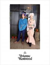 Vivienne Westwood - - Spring 2014 - Ad Campaign | TheImpression.com