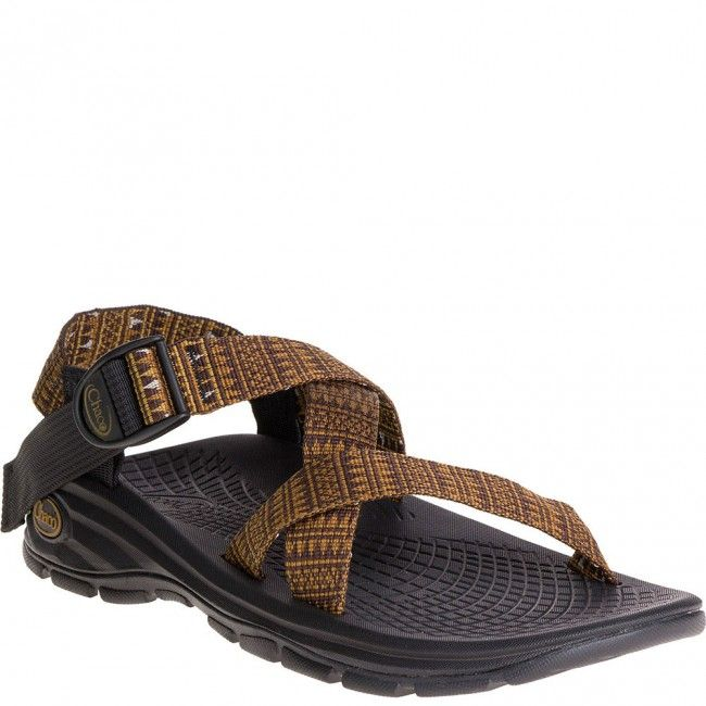 J105507 Chaco Men's Z/VOLV Sandals - Bronze Points www.bootbay.com