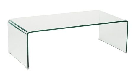 Glass Coffee table for the living room