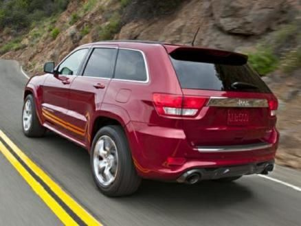 Best 2013 Jeep Grand Cherokee Curb Weight