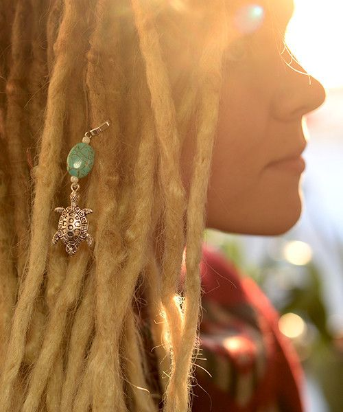 Are you looking for unique dreadlock beads? We have now started to upload some dreadlock jewelery to our site. We have only a few each of these so get them while they still are in stock. Find our dreadlock jewlery on our site: