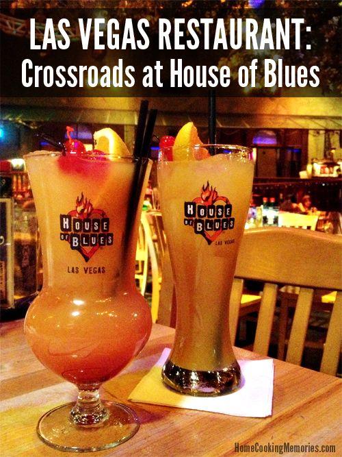 Las Vegas Restaurant: Crossroads at House of Blues