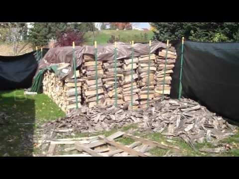 A Survivalist Firewood For TEOTWAWKI