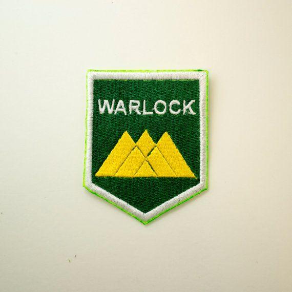 Destiny Warlock Class Symbol Emblem Crest inspired by Emmabellish