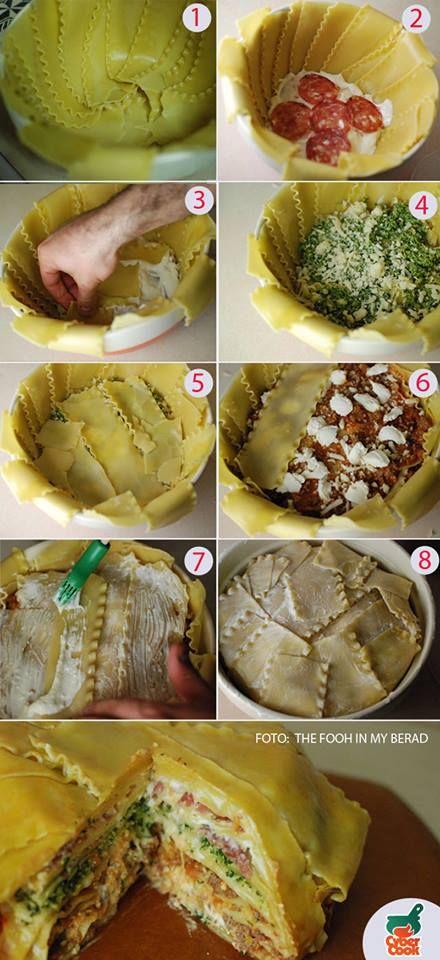 Lasagna Timpno