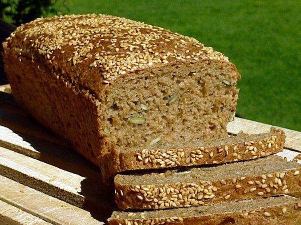 Aprende a hacer pan integral casero   Adelgazar - Bajar de Peso