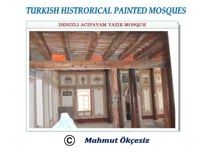 Yazır village mosque