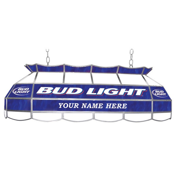 Budweiser Stained Glass Pool Table Light: 76 Best Images About Bud Light On Pinterest