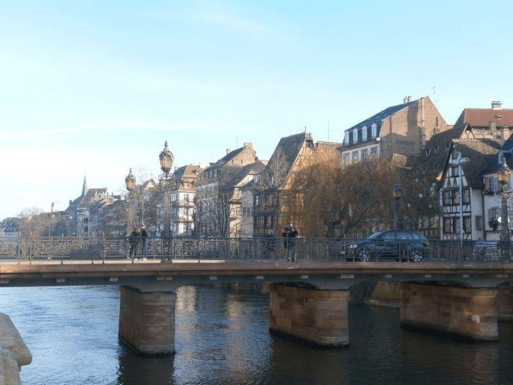 Estrasburgo, un paseo por la capital de la Navidad