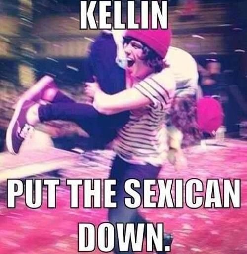 kellin and the sexican
